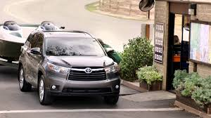The All New 2014 Toyota Highlander Commercial at Toyota of ...