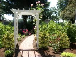 Small Picture Garden Arbor Ideas Garden ideas and garden design
