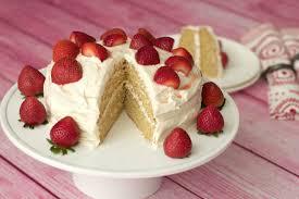 Vegan Vanilla Cake Loving It Vegan