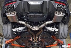 Motoiq Tested Borla S Type Catback On 2018 Gt Massive