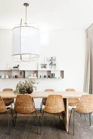 rattan is all the rage dining room chair
