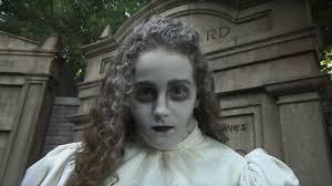 diy haunted mansion ghost bride makeup tutorial for s disney parks