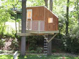 Treehouse Plans For Kids Design Ideas
