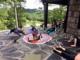 4 days grounding in graude wellness tation and yoga retreat north carolina usa