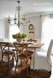 beautiful dining room dear lillie i love the clock