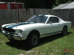 Shelby GT 350 Clone 1966 Mustang 2+2 K Code Fastback 289 HiPo ...