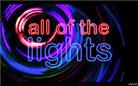 All of the Lights Kanye West ft Rihanna  Natural Beauty