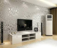 wallpaper for room wall dining accent designs living
