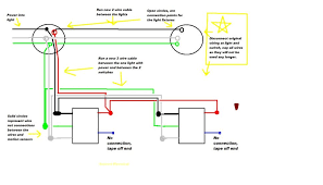 diagram wiring motion light sensor at diagram switch for vacancy sensors occupancy basic ceiling astro