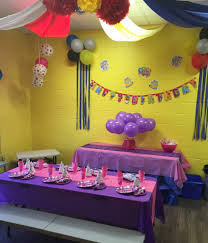 room decoration for boy birthday party home design interior