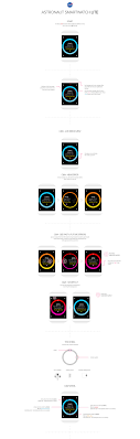 Smartwatch App Design Entry 230 By R222 For Nasa Challenge Astronaut Smartwatch