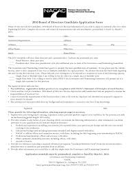 Resume Board Member Resume For Board Of Directors Tirevi Fontanacountryinn Com