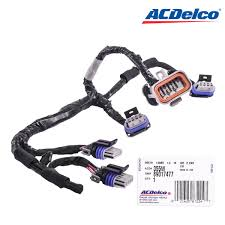 ac delco d585 new acdelco 355w 89017477 ignition coil lead wire harness for d585
