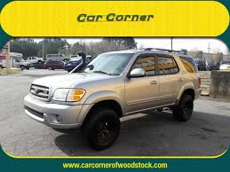 2001 Toyota Sequoia - 19409   Car Corner   Used Cars For Sale ...