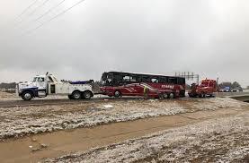The Latest: Dead Identified in Bus Crash Near Memphis | Alabama News ...
