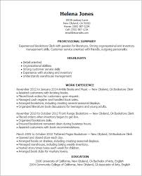 ... Warehouse Clerk Resume 4 Exclusive Design Warehouse Clerk Resume 3  Professional Bookstore Templates To Showcase Your ...