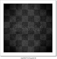 Chequered Pattern Cool Free Art Print Of Chequered Pattern Texture Chequered Pattern