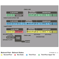 Belmont Stakes Clubhouse Seating Chart Belmont Stakes 2018 Seating Charts Related Keywords