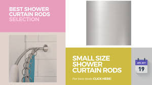 small size shower curtain rods best shower curtain rods selection for dimensions 1280 x 720