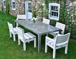 Maine 7pc Rectangle Wood Patio Dining Set  Modway  TargetMaine Outdoor Furniture