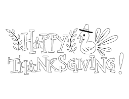 What is  dot marker ? Printable Easy Happy Thanksgiving Coloring Page