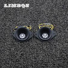 <b>A pair rear</b> tweeter trunk speaker for bmw f10 f11 f15 f16 f30 g30 e70 ...