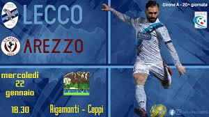 Calcio Lecco 1912 Aperta la prevendita Lecco - Arezzo - Calcio Lecco 1912