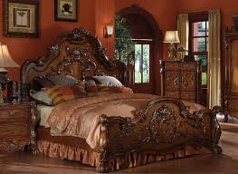 traditional bedroom furniture designs. Unique Designs Dresden Traditional Wooden Bed  The Best Wood Furniture In Bedroom Designs O
