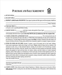 Purchase And Sale Agreement Form Inspirational Asset Purchase ...