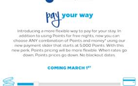 Hilton Points Money Awards Are Being Rolled Out March 1