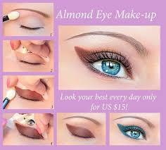 quick makeup stencils 3er set 12 stickies eyeliner eyeshadow eyebrow