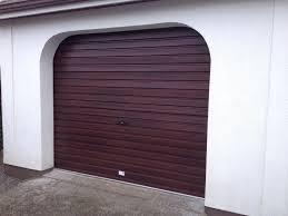 non insulated roller door rosewood