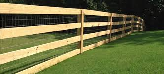 Post And Board Fence Designs Fence and Gate Design Ideas