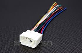 car stereo radio power wire wiring harness adapter for acrua honda car stereo wiring harness for acura honda suzuki