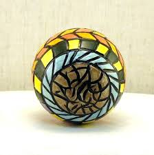 Decorative Balls For Bowls Nz New Black And White Decorative Bowls Fair Bowl Balls Ceramic Orb Set