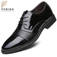 china ping microfiber upper men leather oxford dress shoes brands china men shoes dress shoe