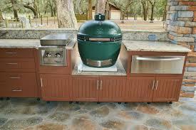 Big Green Egg Outdoor Kitchen Big Green Egg Kitchen Outdoor Kitchen Cabinets