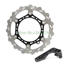 270mm brake disc rotor bracket for ktm 125 250 400 450 500 525 exc exc f 2000 2009 in brake disks from automobiles motorcycles on aliexpress