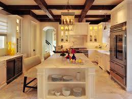 Kitchen With Island Design Kitchen Island Design Ideas Pictures Options Tips Hgtv