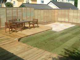 Small Picture Decking Ideas