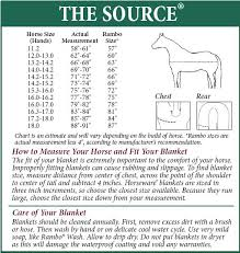 Rambo Horse Blanket Size Chart Google Search Horse Rugs