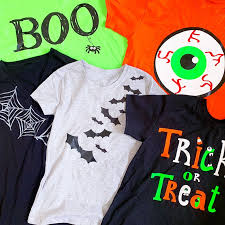 Make Your Shirt Make Your Own Halloween Shirts With Your Cricut 100 Directions