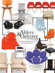 Ahlers & Ogletree Auction Gallery August 2015 Mid Century Modern ...