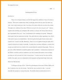 example of autobiographical essay how to write biography essay  example