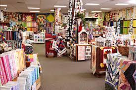 A pattern of success – Lantern – UW-La Crosse & quilts inside quilt store Adamdwight.com