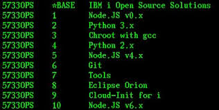Ibm I Technology Updates : Ibm I 7.2 - Tr6 Enhancements