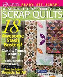 McCalls Quilting America Loves Scrap Quilts Winter 2014 2015 ... & McCalls Quilting America Loves Scrap Quilts Winter 2014 2015 Digital Edition Adamdwight.com