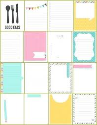 Make Your Own Menu Template Blank Menu Templates Pages Free