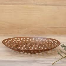Decorative Platters And Trays Buy Decor Trays Online Best Quality Decorative Trays Platters 12