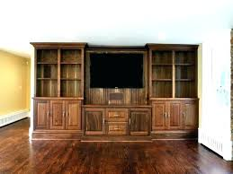 built in cabinets cost custom ins for living room large size of how much should to